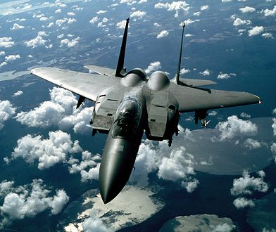 Rosyjski samolot wojskowy wleciał w litewską przestrzeń powietrzną