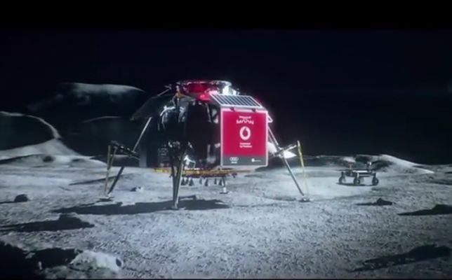 Ta instalacja pomoże w kolonizacji Księżyca.