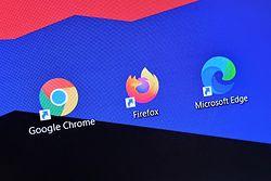 Chrome, Firefox czy Edge? Każda przeglądarka ma wady i zalety