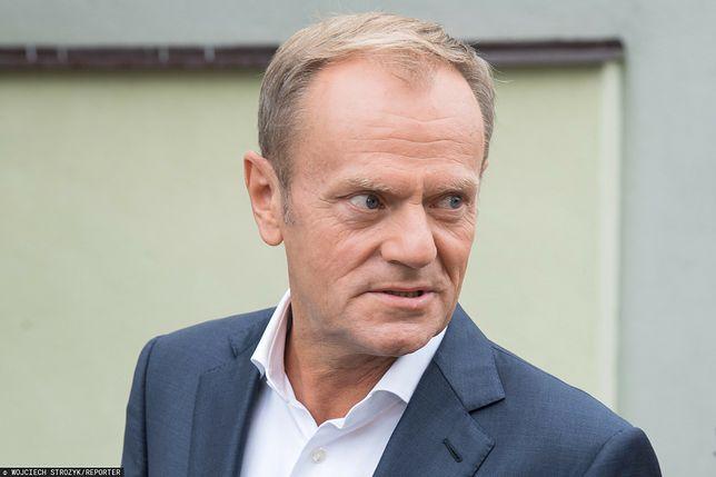 Donald Tusk skomentował słowa Stanisława Karczewskiego o nietestowaniu Polaków wracających z UK na święta