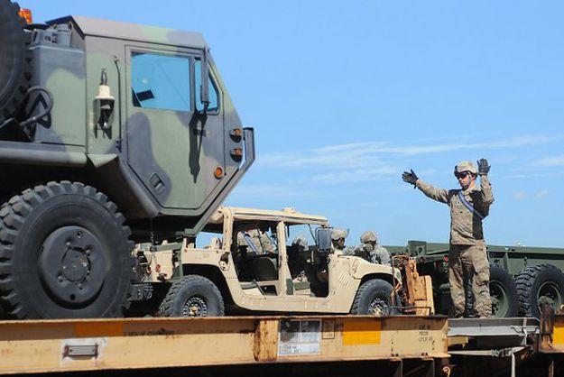 Gen. Hodges: operacja przerzutu wojsk USA do Polski w styczniu