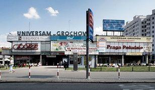 Zburzą Universam Grochów - symbol architektury PRL-u