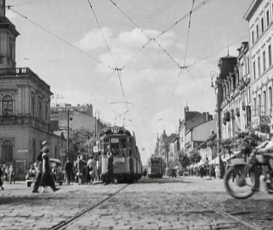 Warszawa w przededniu wojny [WIDEO]