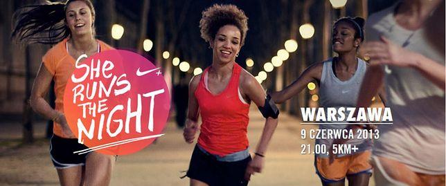She Runs The Night: bieg tylko dla kobiet