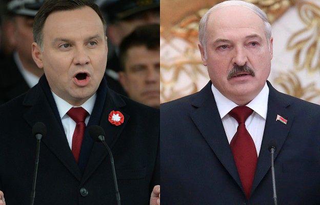 Prezydent Białorusi pisze do Andrzeja Dudy z okazji 11 listopada