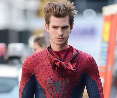"""Andrew Garfield wystąpi w """"Spider-Man 3"""". Powrót starej obsady"""