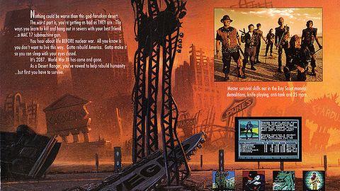 Twórca Fallouta pracuje nad Wasteland 2?