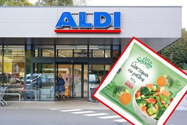 Aldi wycofuje ze sprzedaży warzywa na patelnie. Mogą zagrażać zdrowiu