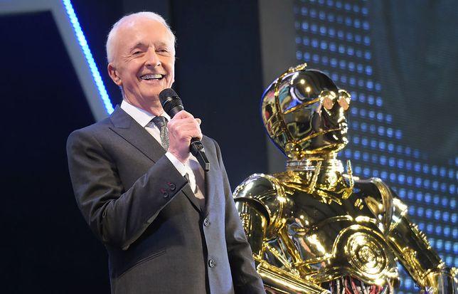 """Anthony Daniels liczył, że """"Gwiezdne wojny: Skywalker. Odrodzenie"""" będą pożegnaniem C-3PO"""