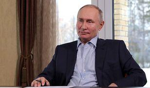 Rosja. Władimir Putin komentuje protesty w obronie Nawalnego