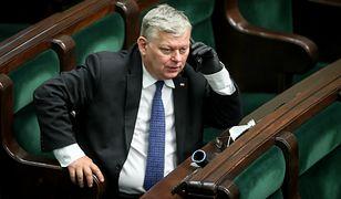 """Suski o powrocie Tuska. """"Przyjdzie do polskiej polityki jak mu każe Merkel"""""""