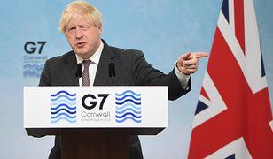 G7 solidarne ze słabszymi. Przekażą ponad miliard dawek szczepionek