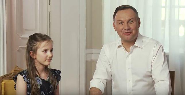 Spot z Andrzejem Dudą przypomina o ważnej sprawie. W żaden sposób nie dotyczącej polityki