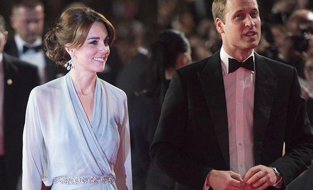"""Zjawiskowa Kate Middleton na premierze """"Spectre"""""""