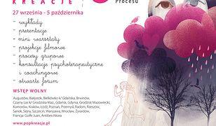 Za darmo: POP - Kreacje, czyli festiwal praktycznej psychologii!