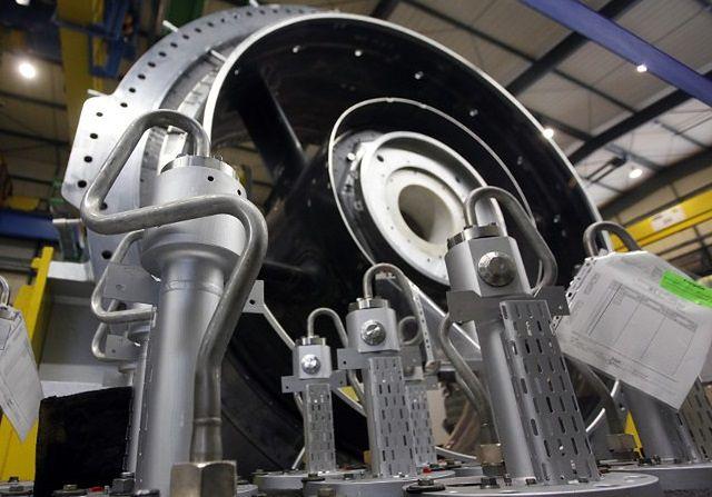 Siemens i interesy na Krymie