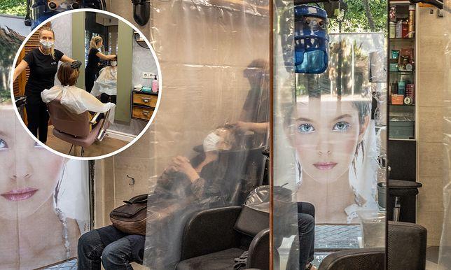 Salony fryzjerskie w Hiszpanii