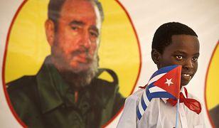 Kuba zakazuje pamiątek po Fidelu Castro