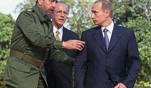 Władimir Putin chce przehandlować Kubę Donaldowi Trumpowi? To dlatego miał nie pojechać na pogrzeb Fidela Castro
