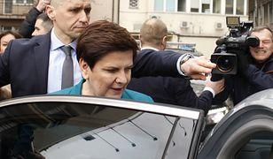 Wypadek Beaty Szydło w Oświęcimiu. Sąd zawiadamia prokuraturę ws. kierowców BOR