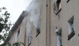 Jawor. Spłonęło mieszkanie. Nie żyje jedna osoba