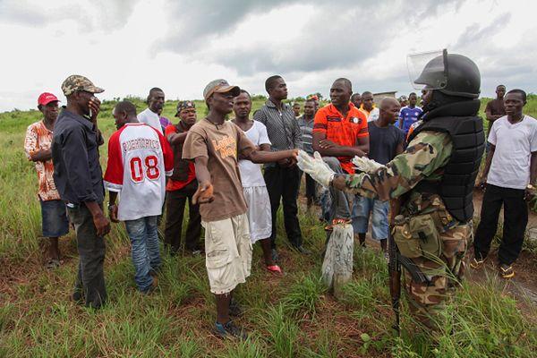 Liberyjczycy obawiają się nawet pochówków ciał zmarłych przez Ebolę na ich ziemi