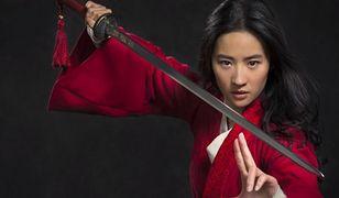 Liu Yifei jako Mulan. Jest pierwsze zdjęcie!