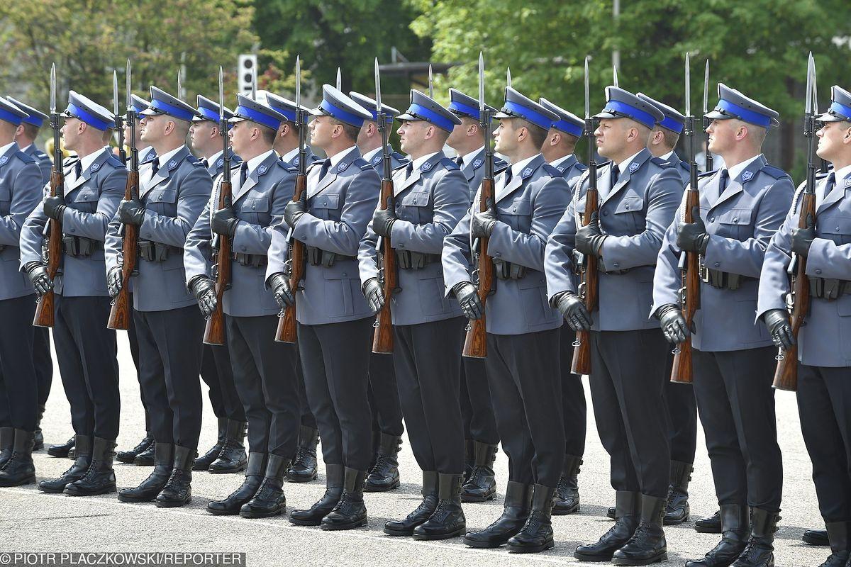 Skandal w Wyższej Szkole Policji w Szczytnie. Młody wykładowca wygarnął dowódcom