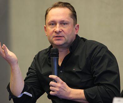 Kamil Durczok, były dziennikarz TVN i Polsat