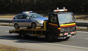 Stan techniczny policyjnych pojazdów, jak również uszkodzenia powstałe w trakcie jego wykorzystania, miały istotny wpływ na liczbę pojazdów pozostających w gotowości do realizacji zadań