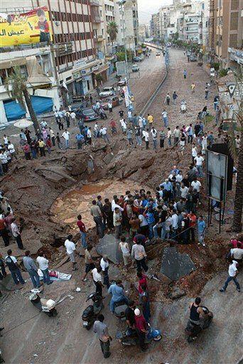 Nie ustają izraelskie ataki w Libanie
