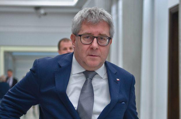Ryszard Czarnecki o apelu smoleńskim: mam potrzebę podkreślania ludzi, którzy zginęli na służbie dla Polski