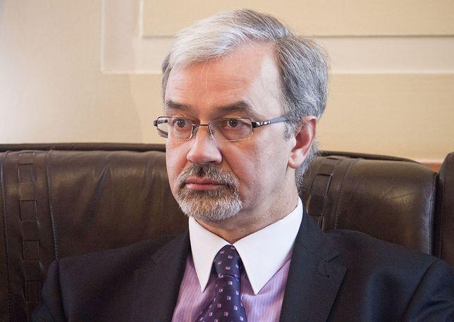 Pierwszy wiceminister ds. rozwoju: Jerzy Kwieciński