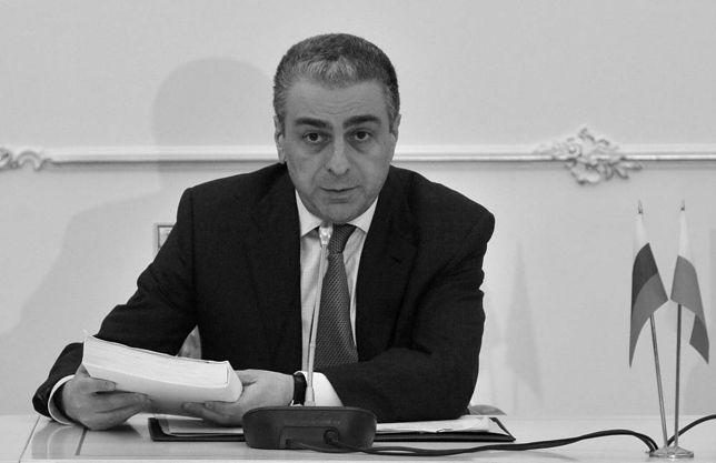 Saak Karapetjan przebywał na urlopie