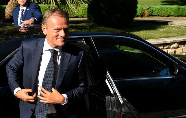 Polacy sądzą, że Donald Tusk powinien stworzyć wspólną listę opozycji