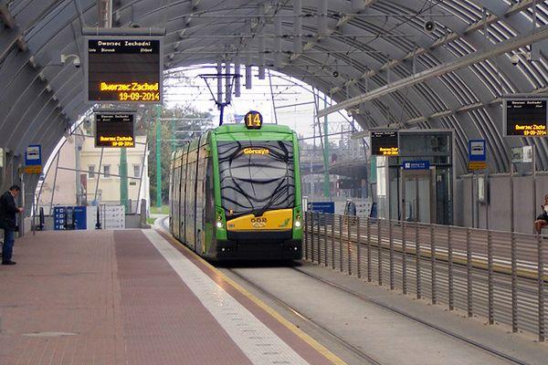 W Poznaniu budują nowy model tramwaju niskopodłogowego