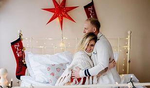 Sabina Jeszka w ciążowej sesji. Zobaczcie, jak pozuje z ukochanym!