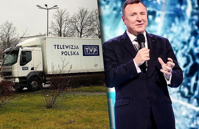 """W Ostródzie wre praca przed """"Sylwestrem Marzeń"""""""