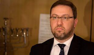 Wiceminister Cichocki komentuje