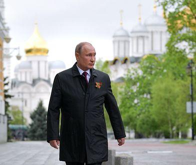 Dzień zwycięstwa w Rosji bez defilady. Władimir Putin wściekły na Aleksandra Łukaszenkę