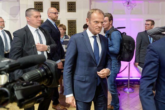 Donald Tusk na Uniwersytecie Poznańskim