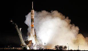 Statek kosmiczny Sojuz wystartował