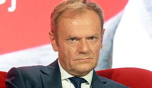 Donald Tusk nie znał przemówienia Leszka Jażdżewskiego