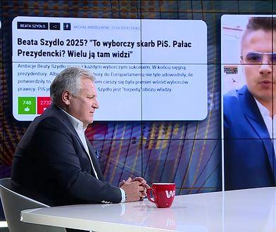 Kwaśniewski: Szydło to najbardziej ukochana postać ludu pisowskiego