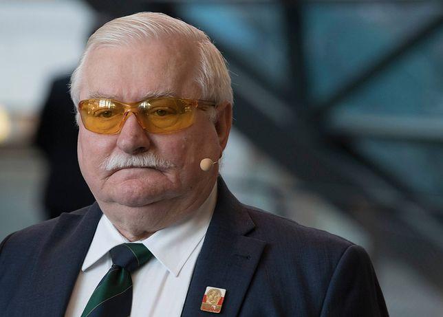 Lech Wałęsa przez problemy z jego instytutem może stracić nawet 3,7 mln zł