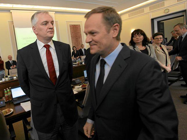 Sześć lat temu Gowin był ministrem sprawiedliwości w rządzie Donalda Tuska