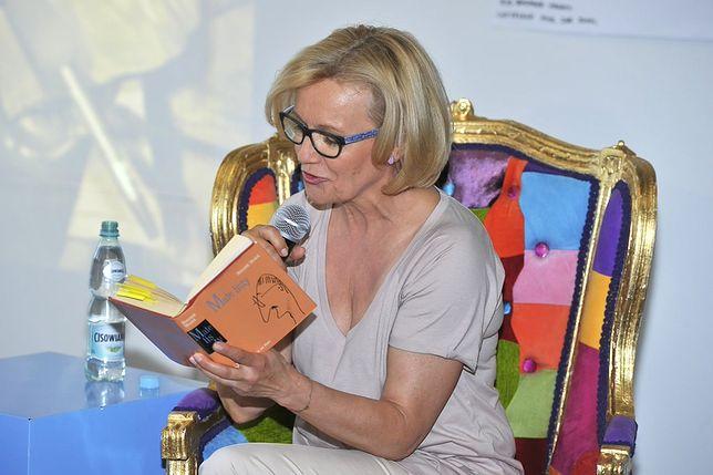 Maraton czytania dzieł Mrożka na Dworcu Centralnym w Warszawie