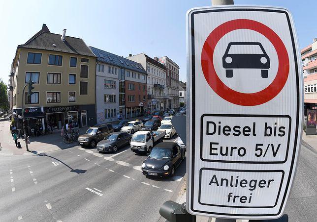 W walce o czystsze powietrze NIemcy sięgają po ostateczne środki