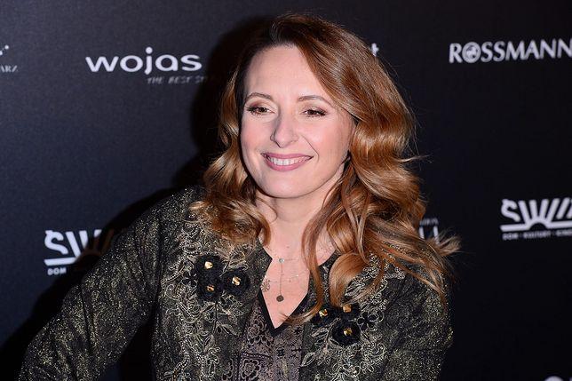 Monika Kuszyńska zmieniła fryzurę