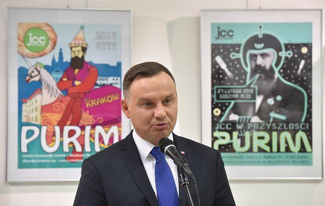 Kolizja samochodu Andrzeja Dudy. Rzecznik prezydenta zabrał głos